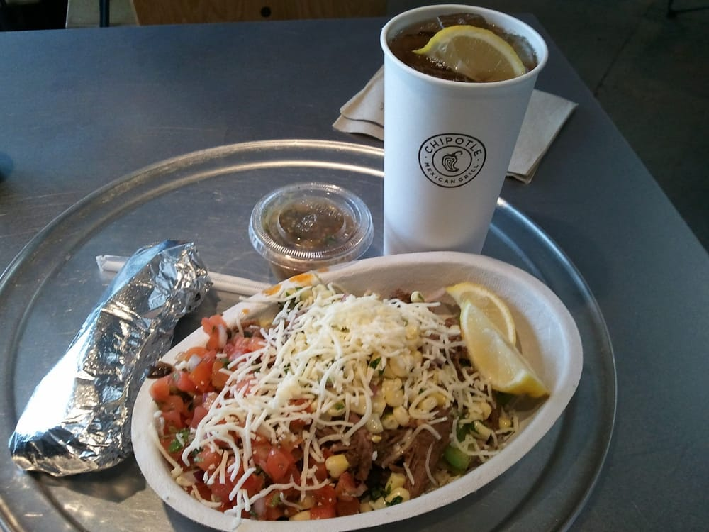 Barbacoa Burrito Bowl - Yelp