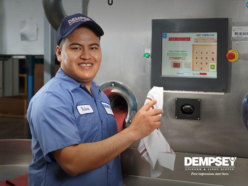 Dempsey Uniform & Linen Supply: 335 2nd St, Highspire, PA