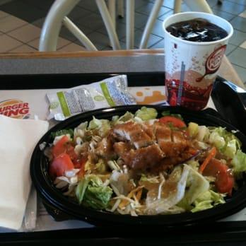 best fast food chicken salad
