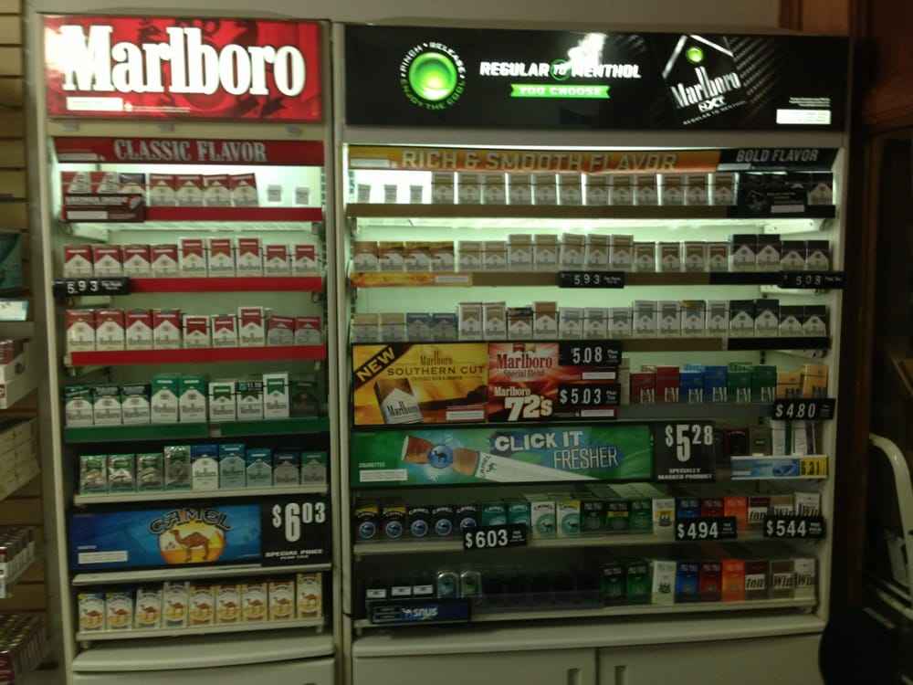 Age allowed to buy cigarettes Marlboro UK