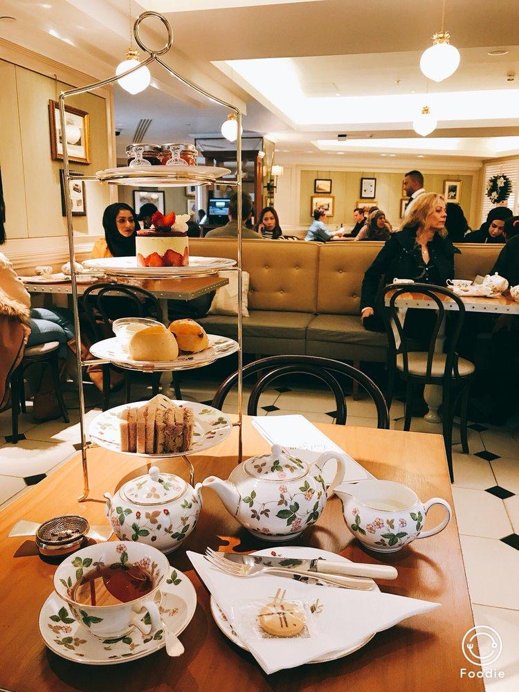 Harrods Tea Room Reservations