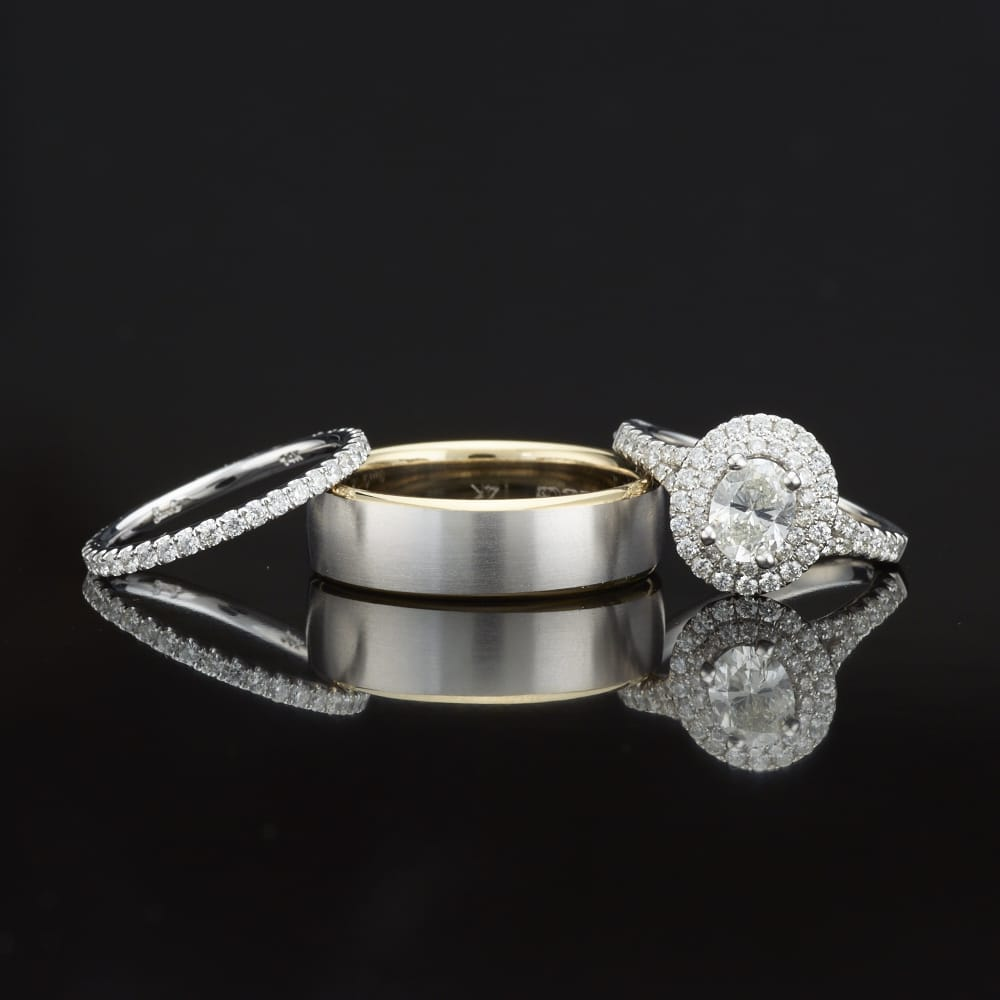 Shane Co Has A Wide Selection Of Wedding Rings For Men And Women