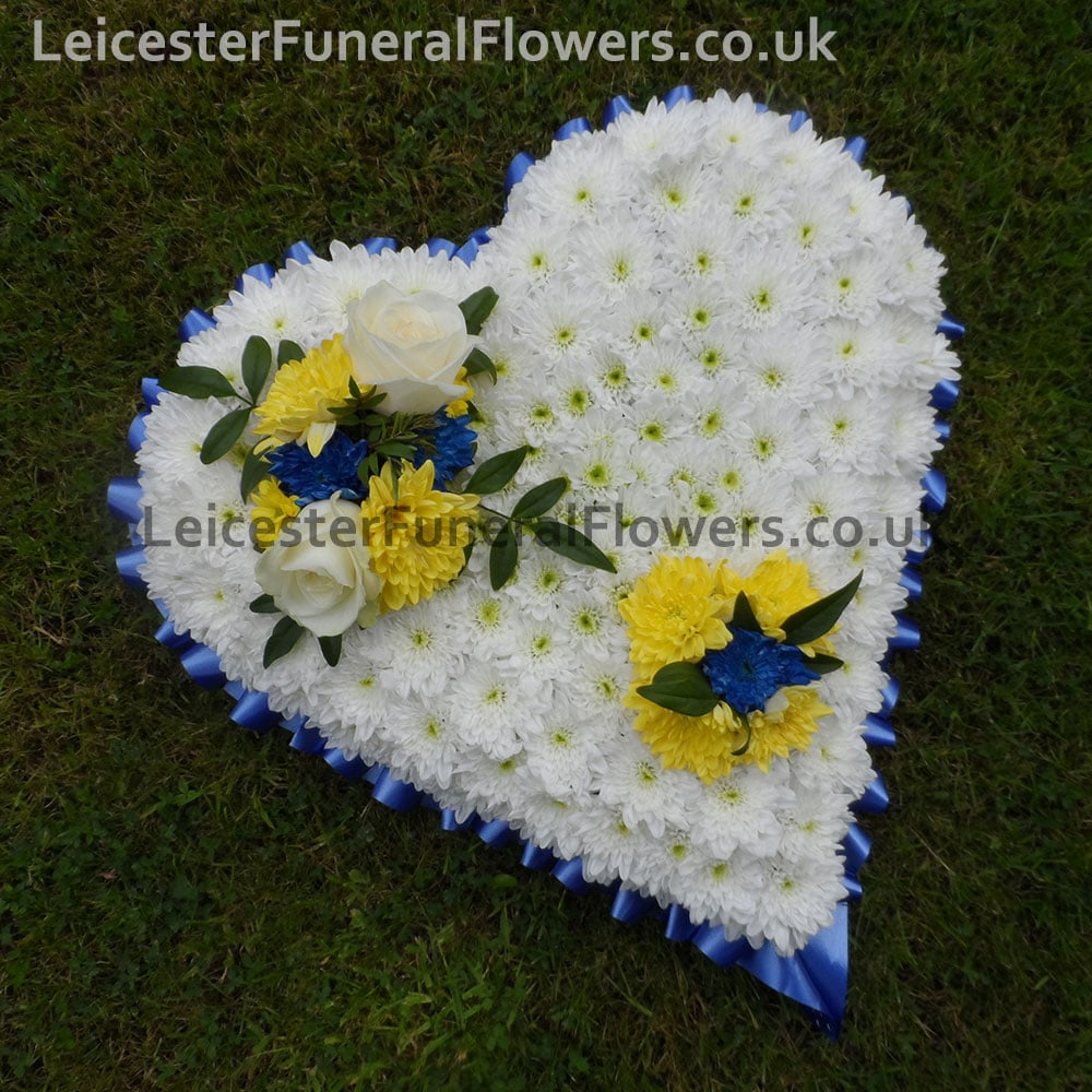 Leicester Funeral Flowers Get Quote Florists 88 Kingsway