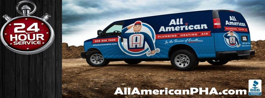 Photo Of All American Plumbing Heating Air Los Banos Ca United States