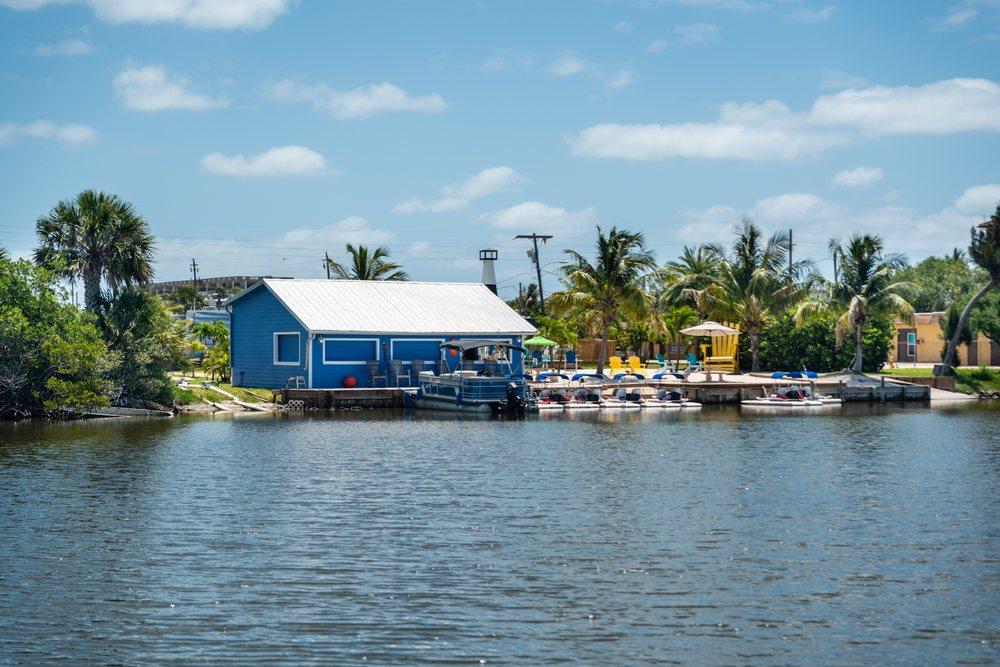 Wildlife Watersports: 129 Manatee Ln, Cocoa Beach, FL