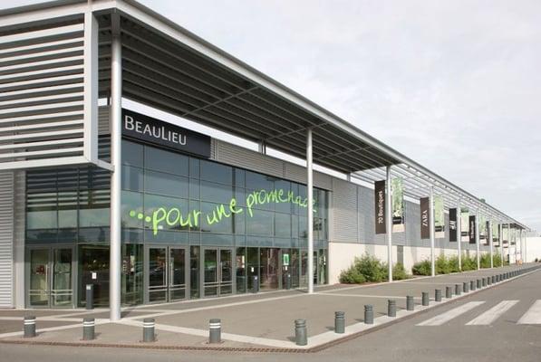 Centre commercial beaulieu pour une promenade shopping for Poitiers centre commercial