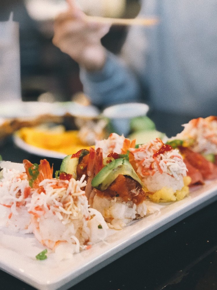 Tomo Sushi & Grill