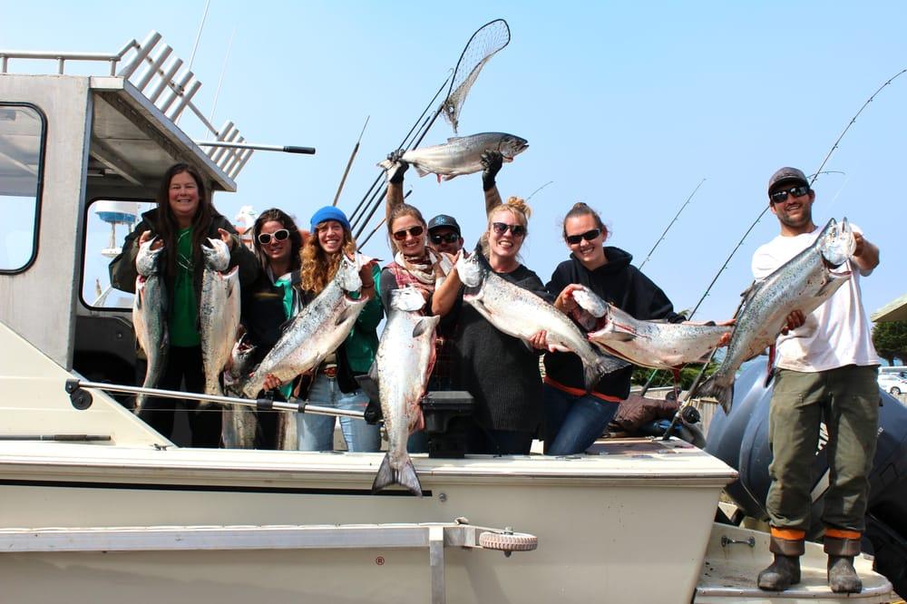 C'mon Sport Fishing: Shelter Cove, CA
