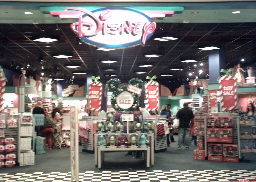 The Disney Store In The Santa Rosa Downtown Mall Yelp