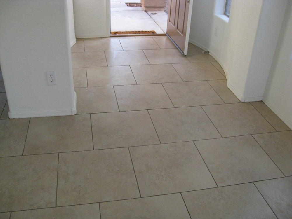 Fine 12X12 Vinyl Floor Tiles Big 20 X 20 Floor Tile Patterns Rectangular 3 X 6 Glass Subway Tile 3X6 Ceramic Subway Tile Youthful 4X4 White Ceramic Tile Yellow9X9 Floor Tiles 20 X 20 Porcelain Tile On Brick Pattern   Yelp
