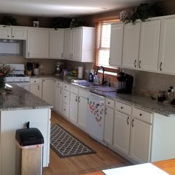 Photo Of Savewood Kitchen Cabinet Refinishers Plainfield Il United States Paint By