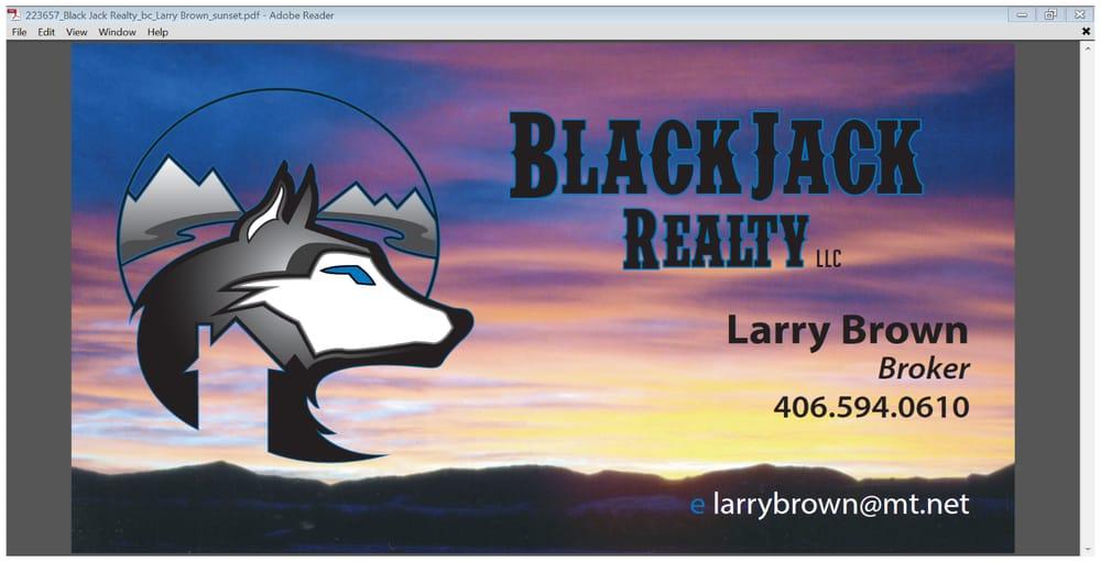 Blackjack Realty
