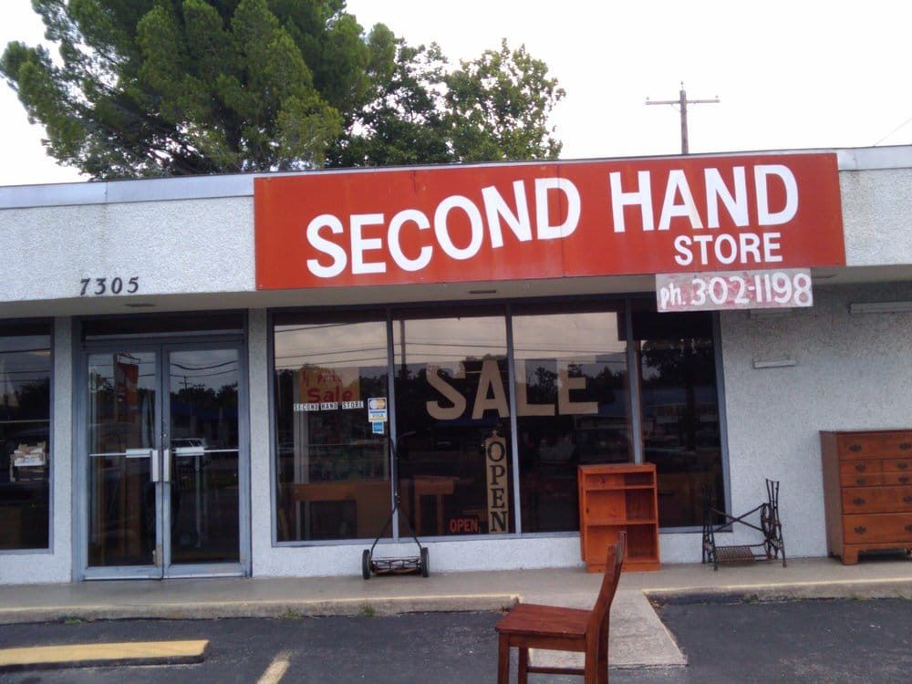 Second hand store furniture stores 7305 burnet for Furniture outlet