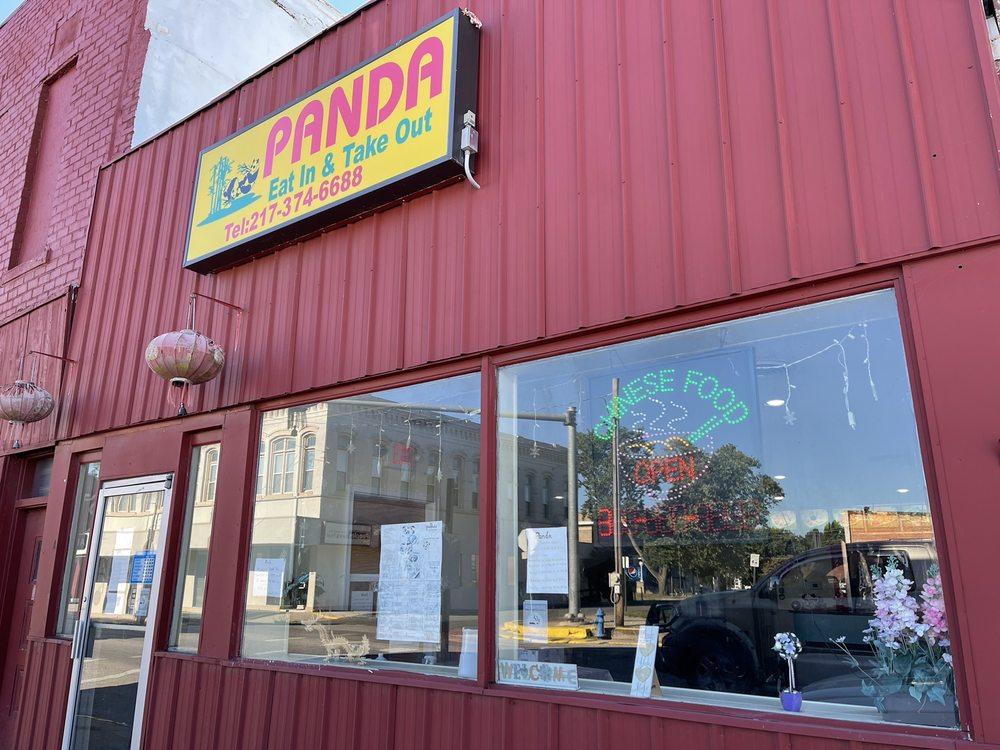 Panda Chinese Restaurant: 101 N Main St, White Hall, IL