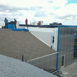 Photo Of Lasher Roofing Company   Galloway, NJ, United States. Commercial  Roof Install