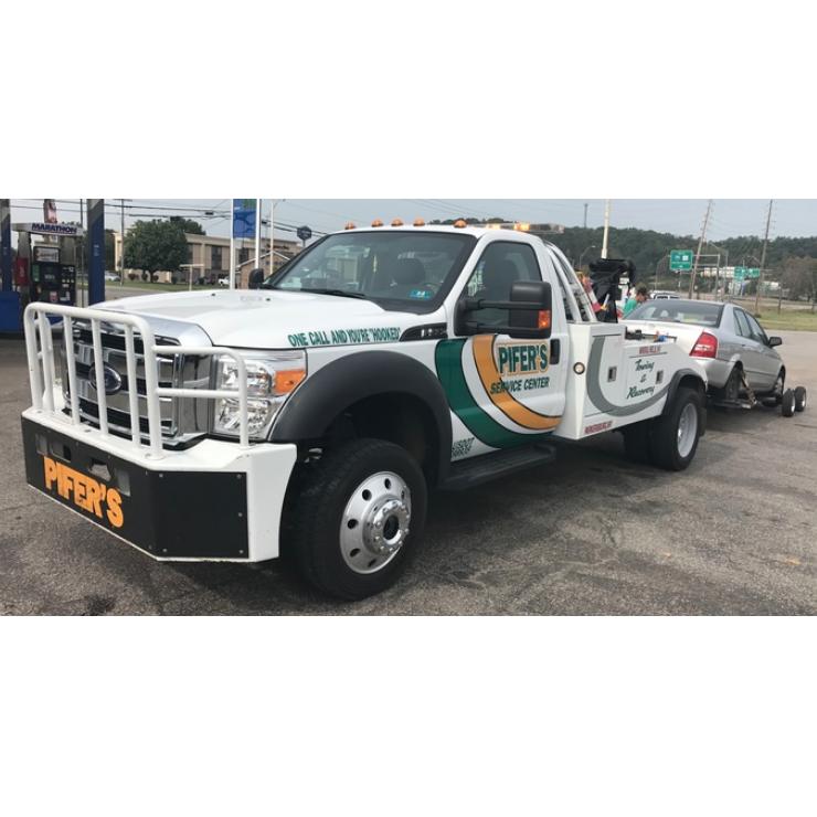 Pifer's Service Center: 115 Elizabeth Pike, Mineral Wells, WV
