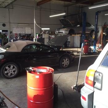 Advance auto repair 23 reviews garages 328 mowry ave for Fremont motors service department