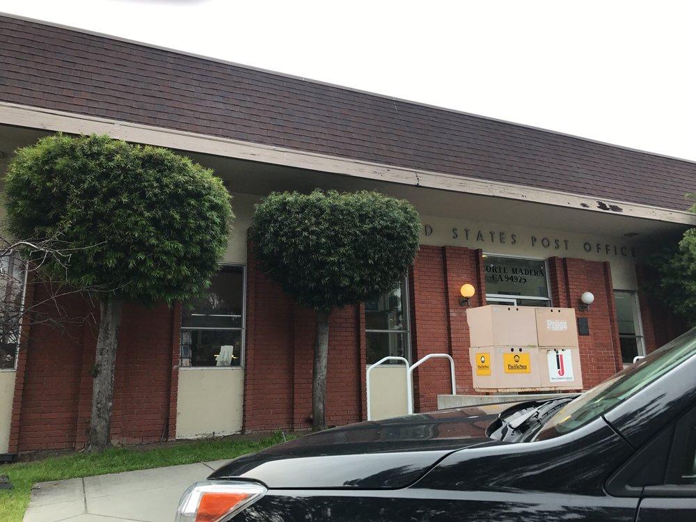 US Post Office: 7 Pixley Ave, Corte Madera, CA