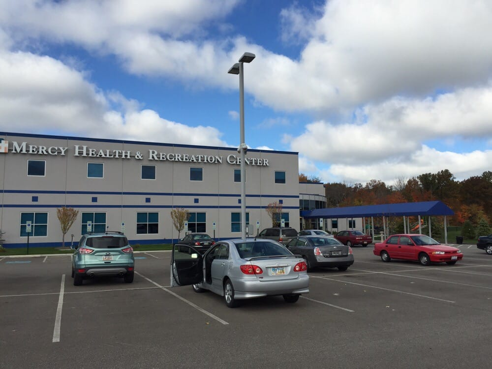 Mercy Health & Recreation Center: 47160 Hollstein Dr, Amherst, OH