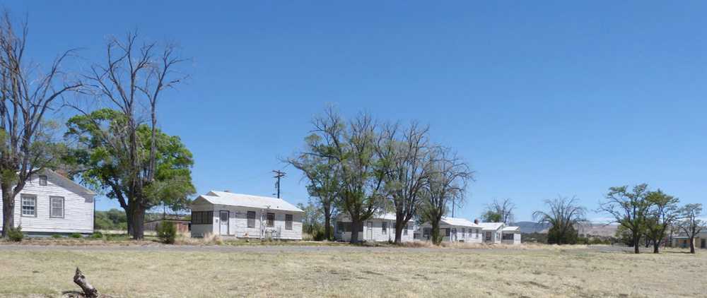 Fort Bayard National Historic Landmark: Cll De Las Palomas, Silver City, NM