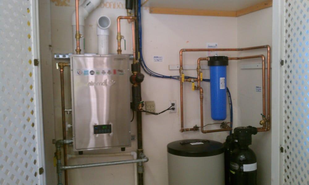 Residential Eternal Hybrid Water Heater Gu195s Water
