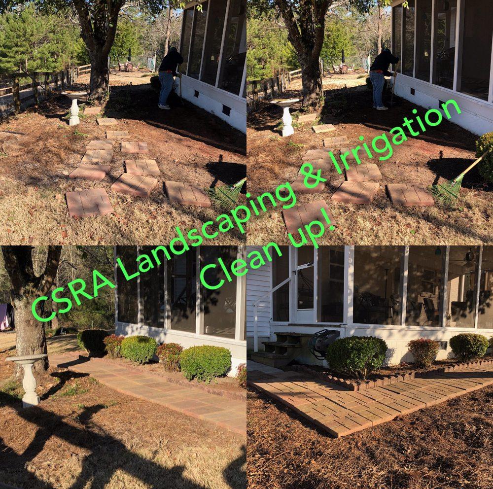 CSRA Landscaping & Irrigation: Langley, SC