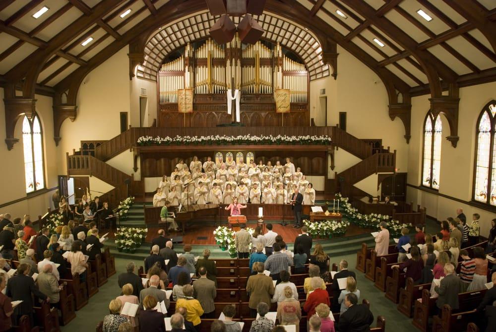 First Baptist Church of Oklahoma City