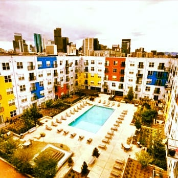 Photo Of Ballpark Lofts Apartments Equity Residential Denver Co United States