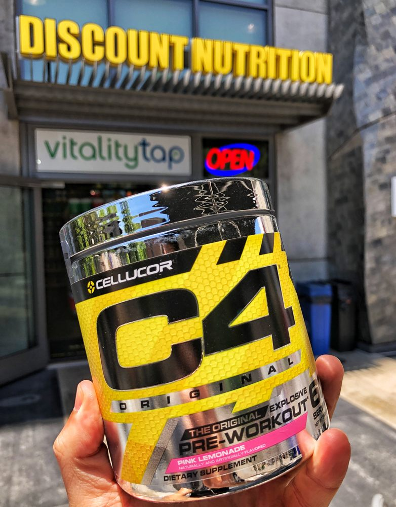 SD Discount Nutrition
