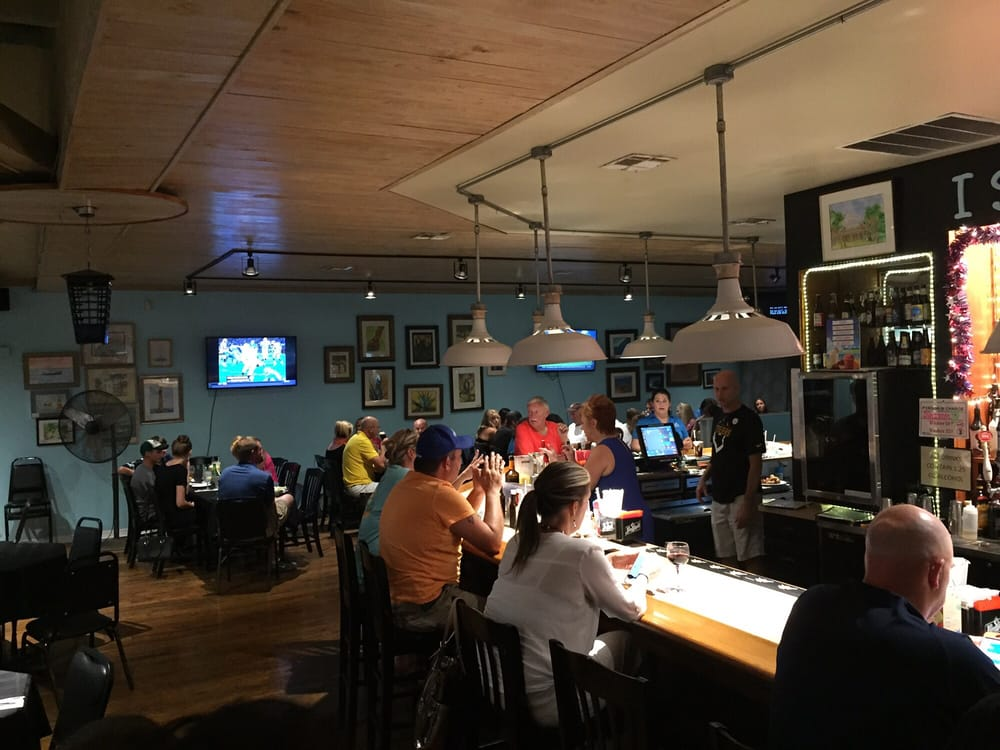 Islanders Restaurant And Bar Dauphin Island Al
