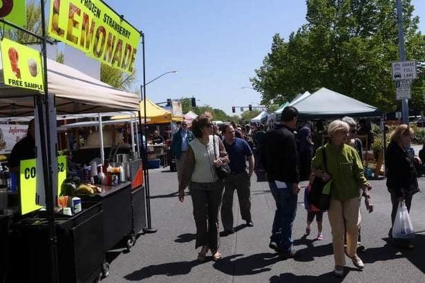 Salem Wednesday Market: 101-199 Waverly St NE, Salem, OR