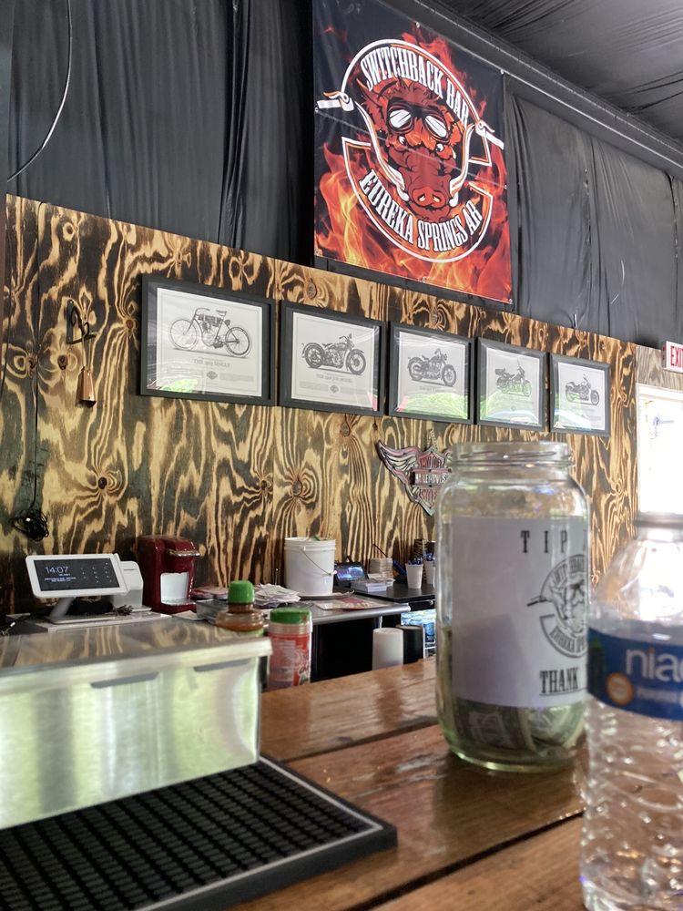 Switchback Bar: 9297 Hwy 23 N, Eureka Springs, AR