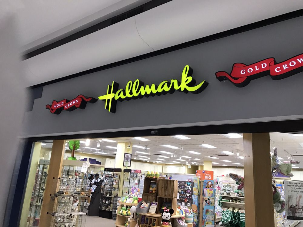 7036fcf9fbef5 Steve's Hallmark Shop - 12 Photos & 18 Reviews - Cards & Stationery ...