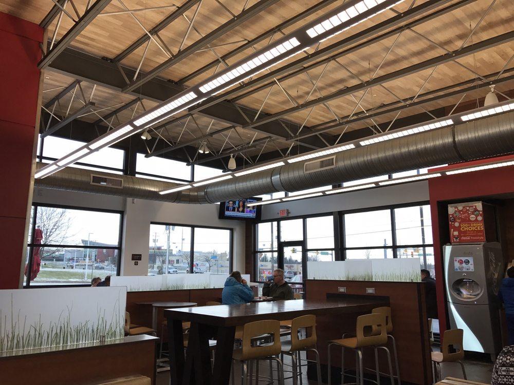 Wendy's: 410 S Cedar Crest Blvd, Allentown, PA
