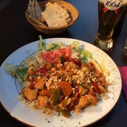 Le tour du monde dans ton assiette verre toulouse a for Chivito toulouse