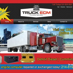 Truck Ecm - 19 Photos - Commercial Truck Repair - 315 W Mockingbird
