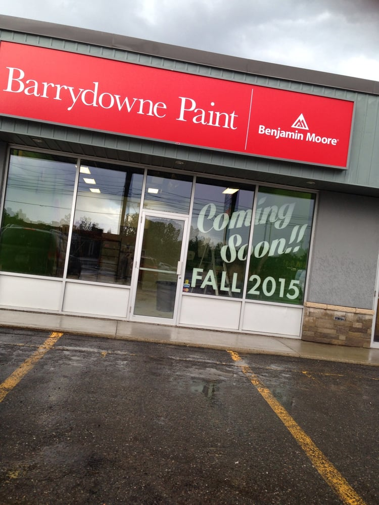 barrydowne paint and