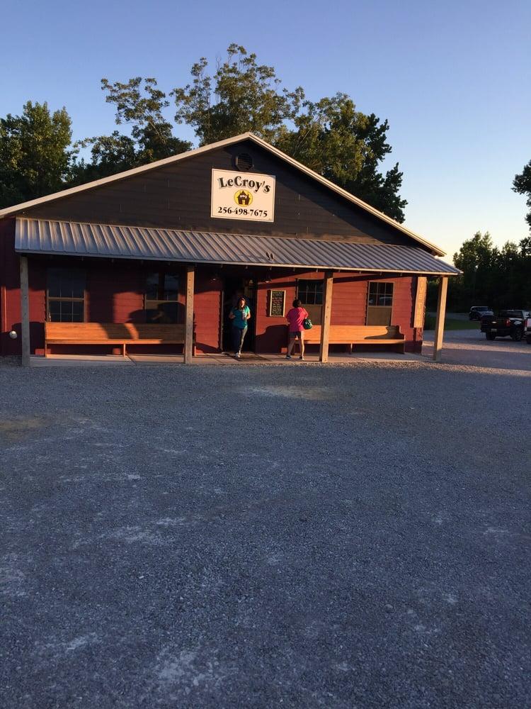 LeCroy's: 848 Apple Grove Rd, Union Grove, AL