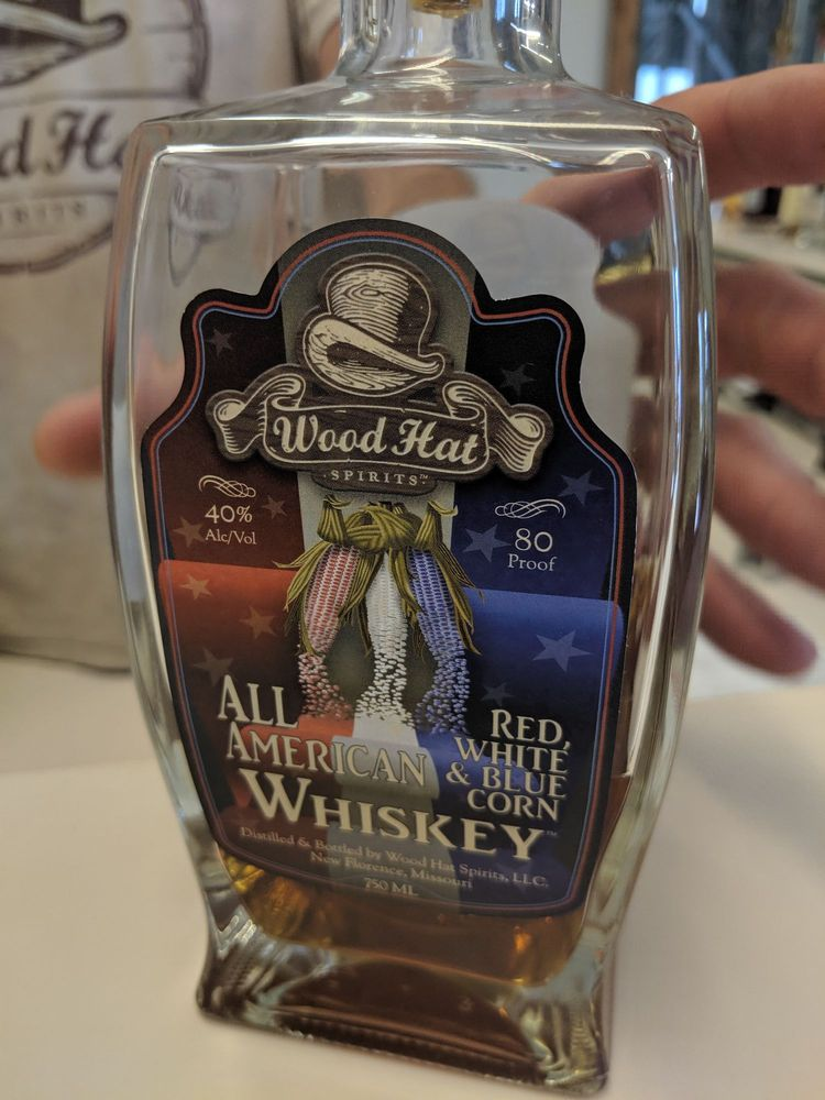 Wood Hat Spirits: 489 Booneslick Rd, New Florence, MO