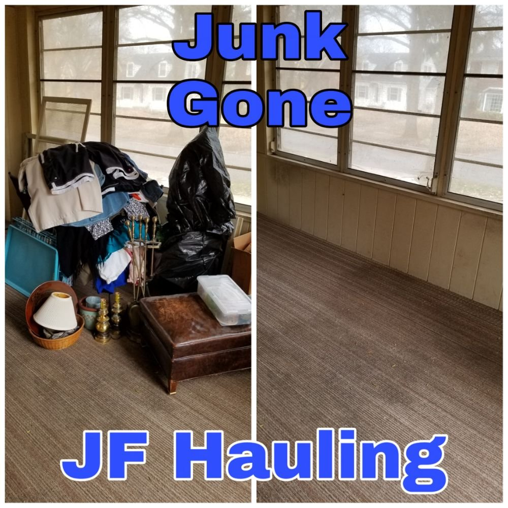 Photo of JF Hauling Junk Removal: Springfield, IL