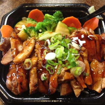 Where Can I Buy A Teriyaki Bowl At Fast Food