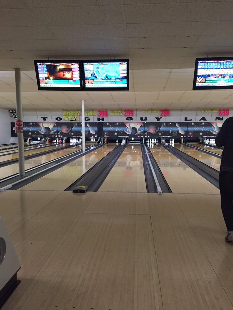 Photos For Tough Guy Bowling Lanes Yelp