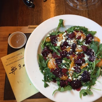 Photo Of Dumbo Kitchen   Brooklyn, NY, United States. Organic Baby Arugula  Salad