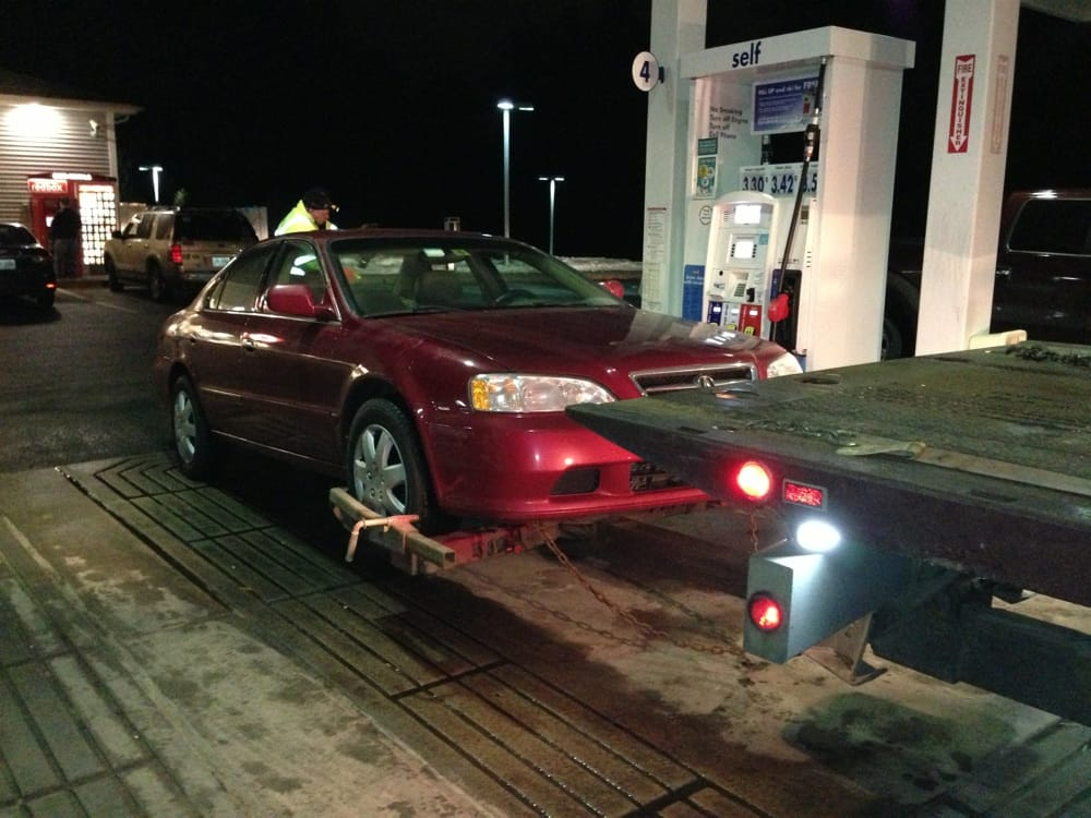 Towing business in Merrimack, NH