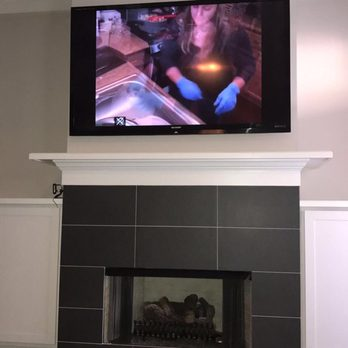 Photo Of Ideal Tv Installation Atlanta Ga United States Install Over The