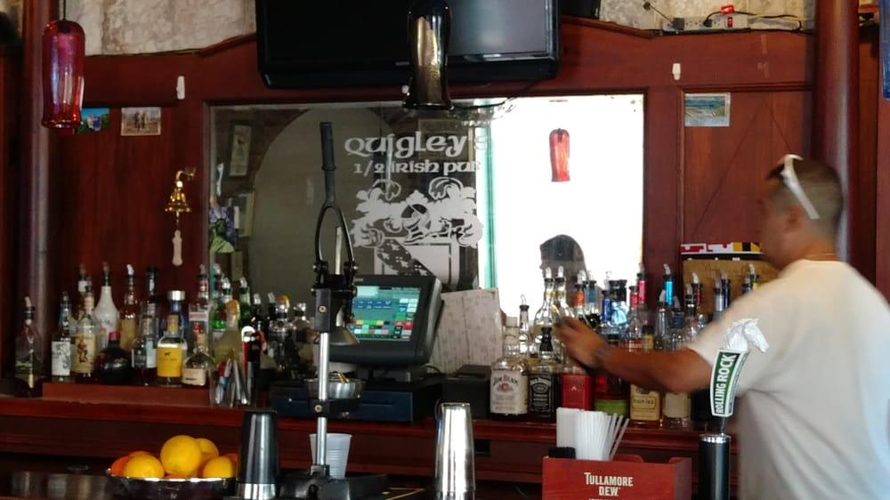 Quigley's Half-Irish Pub