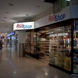 Asia Shop Geschlossen Supermarkt Lebensmittel Wagramer Str