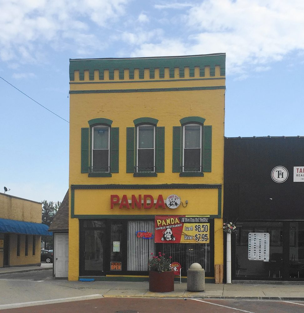 Panda Chinese Restaurant: 250 S Side Square, Carlinville, IL