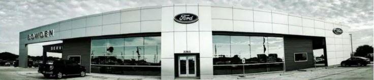 Bowden Ford: 2265 E Main St, Alice, TX