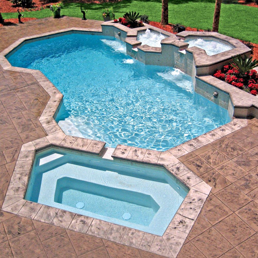 Blue Haven Pools / Trinity Valley Pools: 5901 N Loop 256, Palestine, TX
